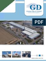 Global Davit GmbH Catalogue 2016