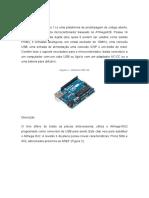 Capítulo Arduino e Sensores
