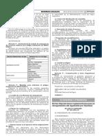 Dictan disposiciones reglamentarias para el otorgamiento del Aguinaldo por Navidad