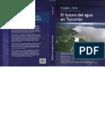 El Futuro Del Agua en Tucumán