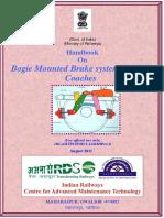 Handbook on Bogie Mounted Brake System of ICF Coaches