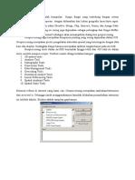 Geoprocessing Adalah Kumpulan Fungsi Fungsi Yang Terhubung Dengan Sistem Arcview Dan Melakukan Operasi Dengan Didasarkan Dari Lokasi Geografis Layer