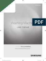 Samsung Washing Machine DC68 03717A