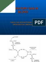 Gas Dalam Darah