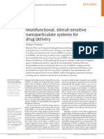 Multifunctional%2c Stimuli-sensitive Nanoparticulate Systems for Drug Delivery (Review)