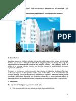 Borella Housing Project Lps Report