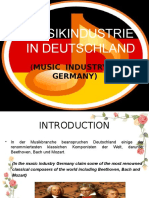 Music Industry in Germany)