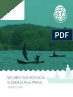 Fundamentos de Ordenacion Pesquera en Areas Marinas