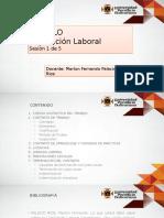 r20 - Legislación Laboral - Sesión 1de5 Viernes