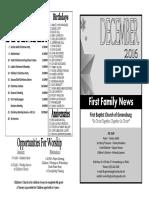 FBC Newsletter12 2016.Pub
