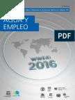 Agua y Empleo - Informe de Las NU 2016