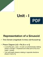 Analog Communication UNIT-I
