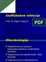 Stafilokokne infekcije