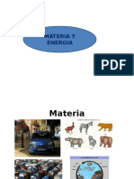 Diapositivas Materia y Energia