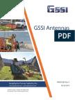 Manual GSSI Antennas