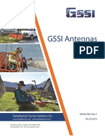 Manual GSSI Antennas