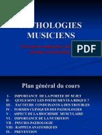 PPT Pathologies Des Musiciens