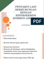 Penyakit Lain Berhubungan Dengan Hormon Adrenal