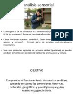 Clase 5 El Análisis Sensorial (1)