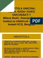 Hepatitis a Vakcina