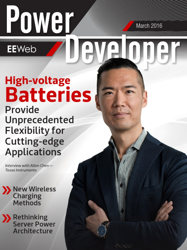 Eeweb Magazine Electricity Electromagnetism Nonisolated Power Supply Design Integrations Tech
