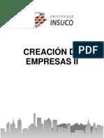 Creacion de Empresas 2