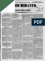 Correio Mercantil_22 02 1818