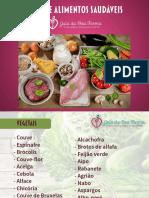 Lista de Alimentos Saudáveis - Guia Da Boa Forma