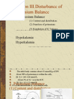 5 Potassium Metabolism