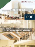 Biblioteca de La FCCTP
