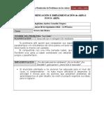 Informe Planificación e Implementación de Arpa 2