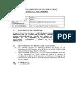 Informe Tecnico Anexo 16
