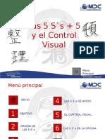 5 Sns + 5 y el control visual