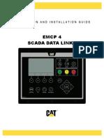 EMCP 4.2 SCADA y Registros Modbus