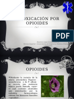 Intoxicación Por Opioides