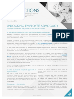 Unlocking Employee Advocacy