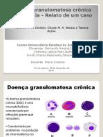 Doença Granulomatosa Isabella