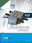 Catalogo Tean Interruptor Manual Poste Im6 Pm 2017 v1