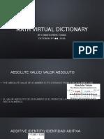 virtual dictionary