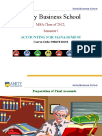 5.Final Accounts