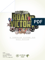 Road to Victory BA Campaign