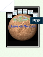 Llueve en Mercurio