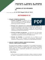 ACTIVIDAD N° 05 ( DL. 1150)