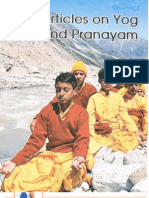 Eng Article on Yog & Pranayam