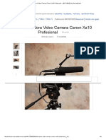 Filmadora Video Camara Canon Xa10 Profesional - U$S 1.pdf