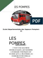 Les Pompes EDSP 31