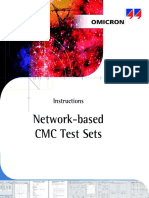 Network-based Test Sets