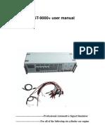 MST-9000+ user's manual_ENG
