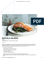 Buffalo Salmon_ 2000s Recipes + Menus _ gourmet
