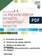 Fol 1 La Prevención de Riesgos Conceptos Básicos-2016-1